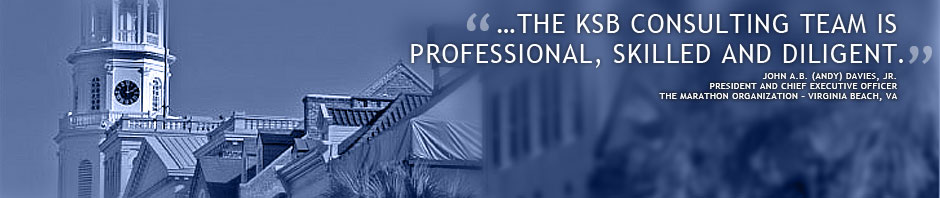 The KSB Consulting team is professional, skilled and diligent.