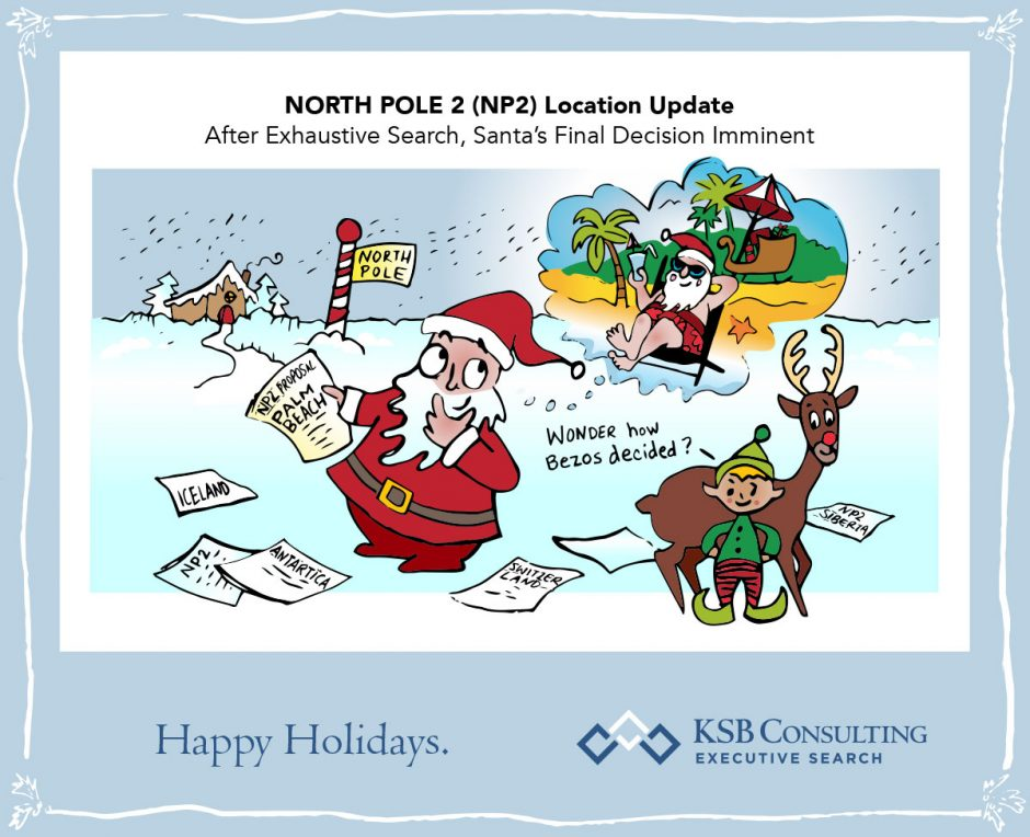 North Pole 2 Location Update