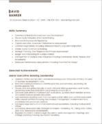 Format 2 Highly Tailored Resume BASIC